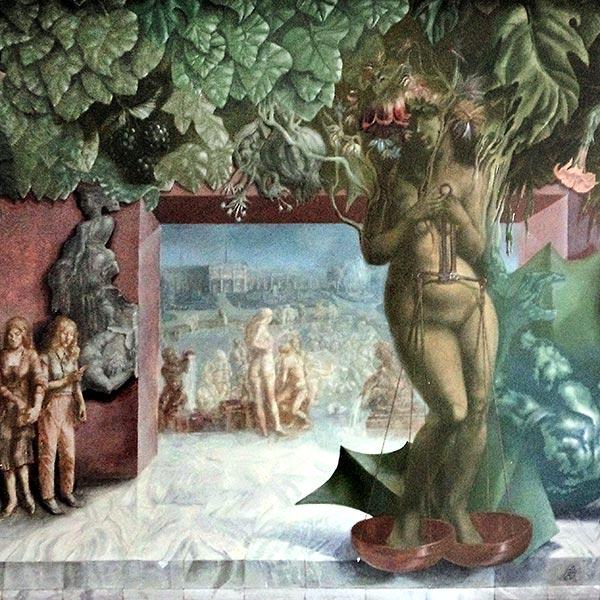 Wandbildabnahmen